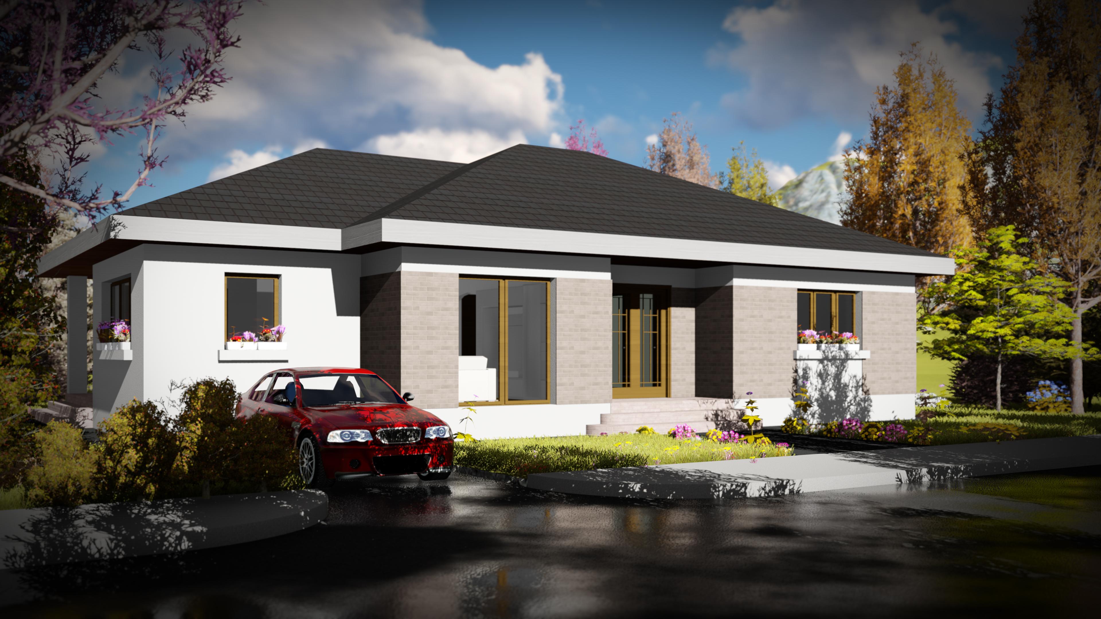 Case moderne finest proiect casa case with case moderne for Case bellissime minecraft